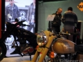 Royal Enfield's unique display